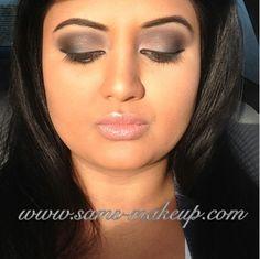 Smoky Eyes  Makeup By Samantha