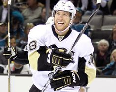 James Neal is so cool