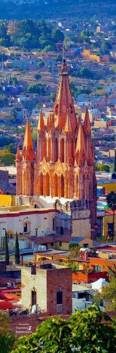 San Miguel de Allende #Mexico