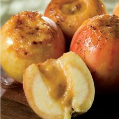 Grilled Filled Apple Recipes