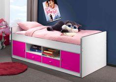 Łóżko dla dzieci i młodzieży z szafkami http://dladziecka-net.pl/