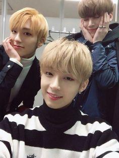 Sangho, Sebin & Woosung