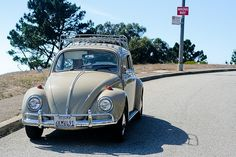 1967 VW bug- a good year!