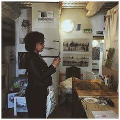 | Si vous avez l'occasion d'aller au 59 Rue de Rivoli à Paris n'hésitez pas ! Avec @littlewonderlust nous avons découvert pas mal d'artistes. #pligfish #59ruederivoli by cas_sans_draps