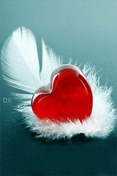 Сердечко - анимация на телефон №1370764