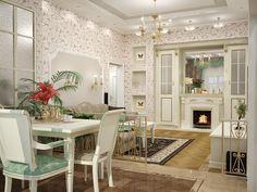 Дизайн столовой гостиной, интерьер, фото, видео   Все о дизайне и ремонте дома