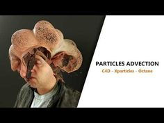 Advected particles with xparticles in rendered in Octane Cinema 4d, Make It Yourself, Shape, 3d, Tools, Projects, Instruments, Utensils, Tile Projects