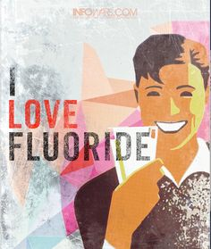 The Dangers of Fluoride, another artpiece from August's issue of Infowars Magazine.  See all of the art here: http://flip.it/LVhN3