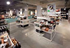 Bilder & De Clerq Amsterdam | 2013 | Moderne kruidenier | Trends: Local, Urban, Duurzaam