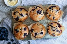 "This recipe came to The Times in a 1987 article by Marian Burros, ""The Battle of the Blueberry Muffins."" Two years prior, Ms Burros wrote about a recipe for the muffins attributed to the Ritz-Carlton in Boston The hotel had adapted a recipe used by Gilchrist's, once one of city''s best-known department stores"