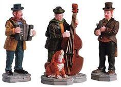 2005 Streetside Trio Set of 3 Christmas Village Figurines Lemax http://www.amazon.com/dp/B00A9JSDOC/ref=cm_sw_r_pi_dp_FNYdwb0G1F617
