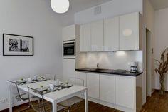 Si tienes una cocina pequeña, ahorra espacio con un horno compacto de Neff, mismas prestaciones pero en menor espacio