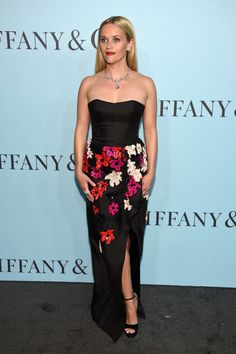 Reese Witherspoon Photos: Tiffany & Co. Blue Book Gala - Arrivals