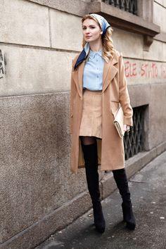 Looks de street style para llevar a la oficina   Galería de fotos 21 de 35   Vogue México