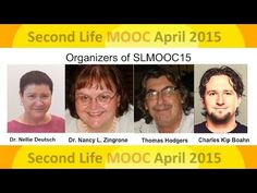 Second Life MOOC on WizIQ - Official WizIQ Teach Blog