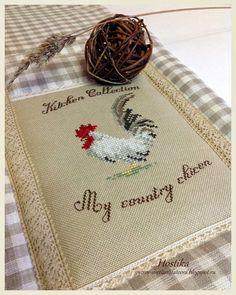 Комплект текстиля для кухни ,,Птичий двор,,
