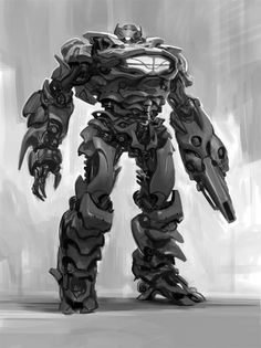 Early Concept Designs for shockwave