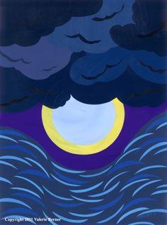 Valerie Berner, Fine Artwork - acrylic-paintings