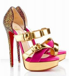 what i wouldn't do for a pair of christian louboutin, especially these wouldn't even wear them just to look at them would be good enough :L