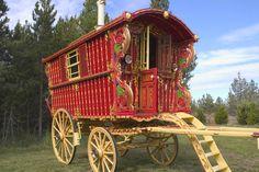 Romani Wagon