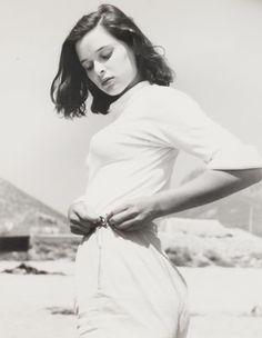 Iva Meldolesi, Lucia Bos, ca. 1950