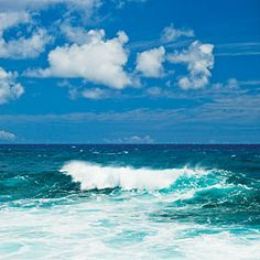Beautiful waves ~~~   20 best beach getaways | Coastal getaways: Sunset.com