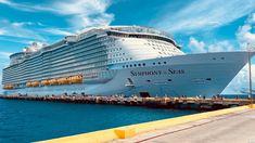 A Week on Symphony of the Seas - Royal Caribbean Cruise Vlog (Oct Mall Of America, North America, Beach Trip, Beach Travel, Symphony Of The Seas, Costa Maya, Island Records, Pet Day, Royal Caribbean Cruise