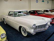Continental Mark II - リンカーン・コンチネンタル - Wikipedia