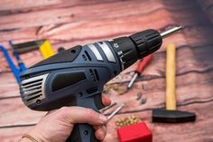 8 Reasons Why You Should Go For a Cordless Drill Electrical Supplies, Cordless Drill, House, Cordless Power Drill, Home, Homes, Houses