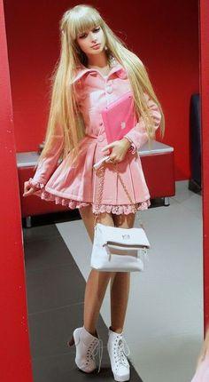 バービー人形 女の子 画像24