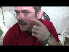 Can You Cry In Space?   Video  Cmdr. Chris Hadfield's video.  Students love his videos!