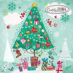 Christmas Illustrations | Cartita Design 2015