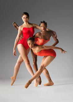 POWER. ON POINTE. DANCE THEATRE OF HARLEM 2014-2015 Season www.dancetheatreofharlem.org #celebratebrooklyn #dthstreetfestival #njpac #2015visiongala #nycitycenterseason #sundaymatinees #springperformance Dancers: Emiko Flanagan, Ingrid Silva, Jenelle Figgins Photo: Rachel Neville