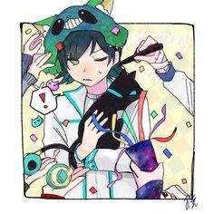 The Wolf Game, Anime Manga, Studio, Games, Drawings, Cute Anime Guys, Anime Girls, Studios, Gaming
