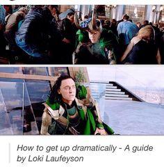 Oh, Loki