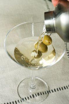 Perfect Dirty Martini