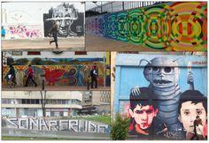 """Crónica de mi segundo día en Bogotá. """"Sin graffiti, una ciudad es aburrida"""" – palabrasaflordepiel"""