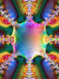 Far Out Fractal by A-J-S