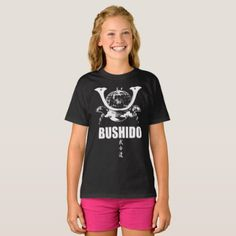 Bushido T-shirt! T-Shirt - gift idea custom