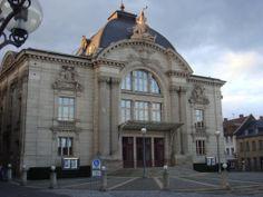 Fürth, Germany stadt theater