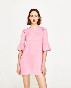 Image 2 of FRILLED DRESS from Zara