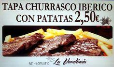 El CHURRASQUITO de La Vendimia ¡Ven a probarlo! :) __________________________ CAFETERÍA LA VENDIMIA FACEBOOK: https://www.facebook.com/cafeterialavendimia C/ Garría, 28, Umbrete, Sevilla Tfno. 647 953 834 FICHA portalumbrete.com: http://portalumbrete.com/index.php/categorias/ocio-y-negocio/bares-y-cervecerias/2-bar-la-vendimia FICHA portaljarafe.es: http://elportaldelaljarafe.blogspot.com.es/p/cafeteria-la-vendimia.html