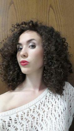 #Curly hair insanity.