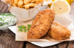 Classic Fish Recipe: Homemade Parmesan-Crusted Fish Sticks