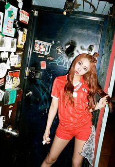Minzy (2NE1) #CL #Minzy #Dara #Bom