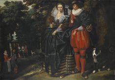 Dirck van Cats   lot   Sotheby's