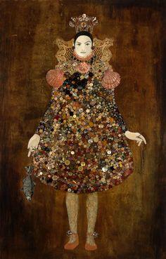 Nina Surel, Lady with a fish
