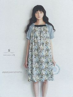 ADULT COUTURE BY YOSHIKO TSUKIORI - STYLISH AND LOVELY COORDINATE - JAPANESE SEWING PATTERNS BOOK FOR WOMEN 14, via Flickr.