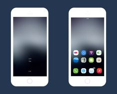 15 Android & iPhone Homescreens & Lockscreens   Part 33