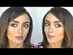 SMOKEY EYE en café para el día - Tutorial | Caro Montero - YouTube